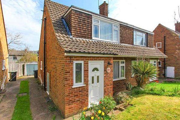 Thumbnail Semi-detached house to rent in Westgate Close, Canterbury, Kent