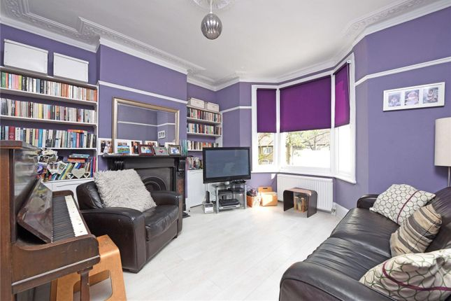 Thumbnail Terraced house for sale in Merton Road, London