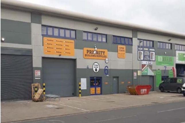 Light industrial to let in Unit 6, Hanworth Trade Park, Hampton Road West, Feltham, Middlesex