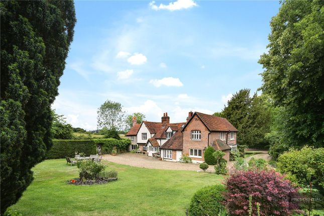 Thumbnail Detached house for sale in Pattashalls, Pudding Lane, Chigwell