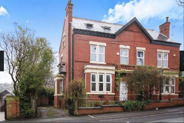 Thumbnail Semi-detached house for sale in Mottram Road, Stalybridge