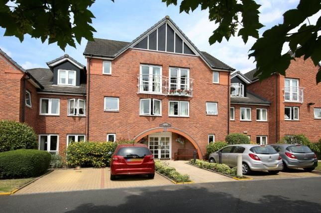 Thumbnail Property for sale in Wright Court, London Road, Nantwich, Cheshire