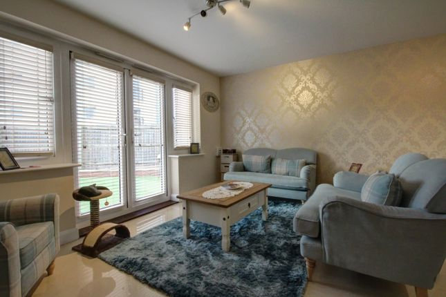 Thumbnail End terrace house for sale in Torkildsen Way, Harlow