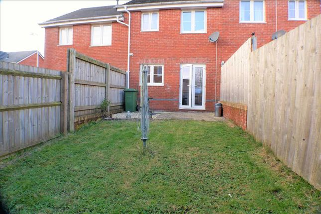 Rear Garden of Worcester Court, Tonyrefail, Porth CF39