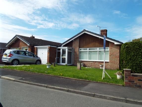 Bungalow for sale in Bryn Rhydd, Ruthin, Denbighshire