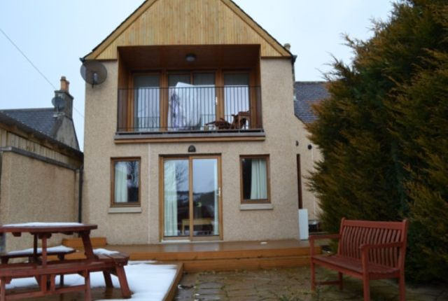 Thumbnail Cottage to rent in 21 Albert Place, Dufftown