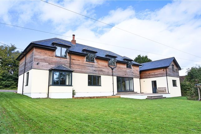 Thumbnail Detached house for sale in Upper Churchfields, Marlborough