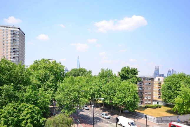 Thumbnail Flat to rent in Jamaica Road, Bermondsey