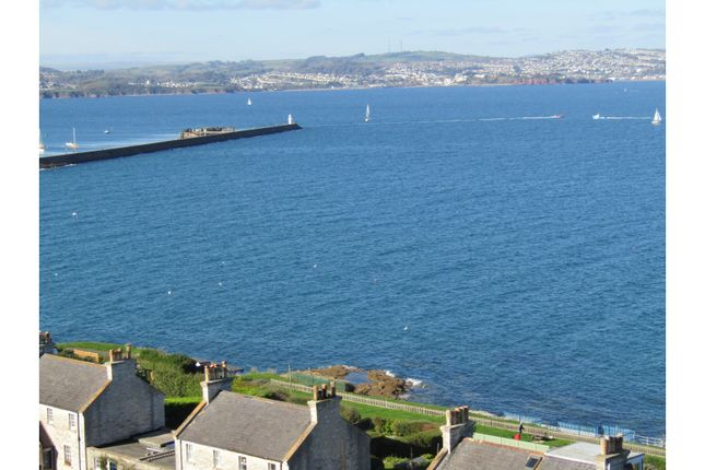 Sea View of Victoria Road, Brixham TQ5