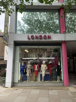 Thumbnail Retail premises for sale in Fonthill Road, London