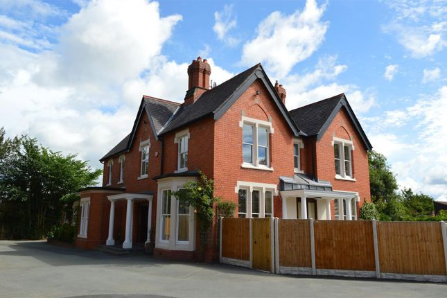 Thumbnail Flat for sale in Morda Road, Oswestry