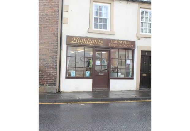 Thumbnail Commercial property for sale in Hencotes, Hexham