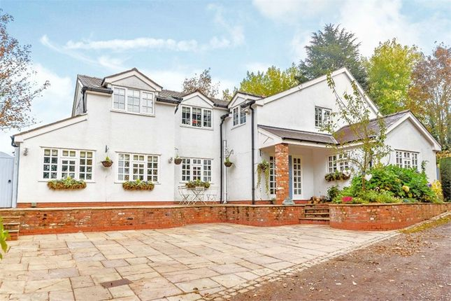 Thumbnail Detached house for sale in Dooleys Lane, Wilmslow, Cheshire