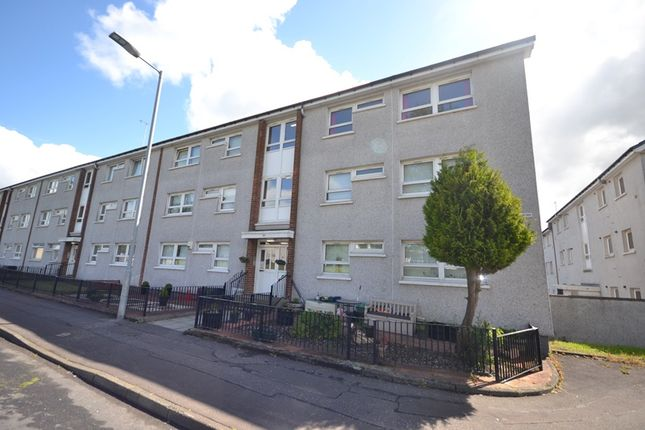 Thumbnail Flat for sale in Mossvale Road, Craigend