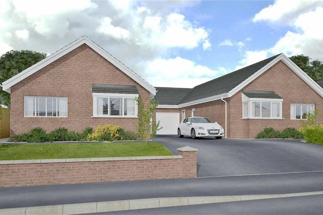 Thumbnail Detached bungalow for sale in Llwynhendy Road, Llwynhendy, Llanelli