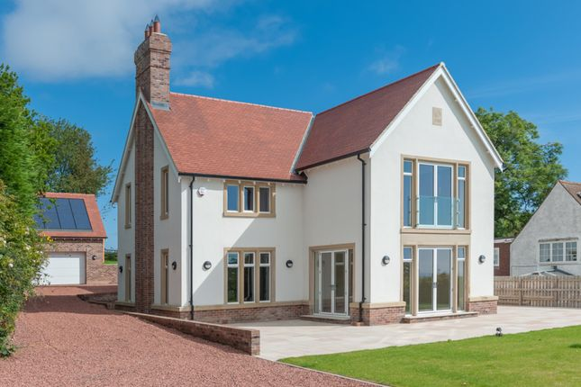 Thumbnail Detached house for sale in Bilton Hill, Bilton, Nr Alnmouth, Northumberland
