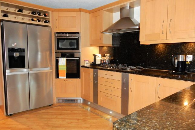 4 bed detached house for sale in Westerdale, Worksop