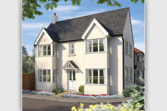 "Thumbnail Semi-detached house for sale in ""The Sheringham"" at Hallatrow Road, Paulton, Bristol"