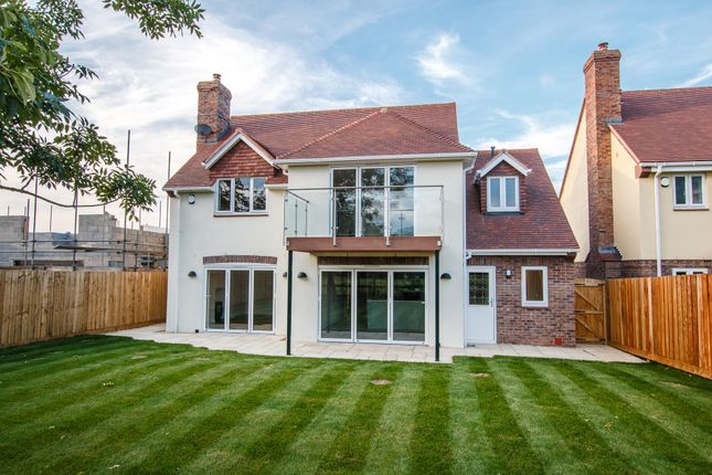 Detached house for sale in Court Farm Road, Longwell Green, Bristol