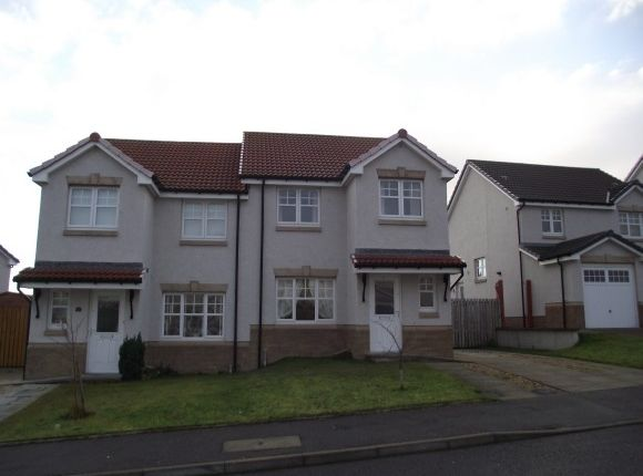 Thumbnail Semi-detached house to rent in Woodlands Drive, Kirkhill Park, Lhanbryde, Moray, Elgin