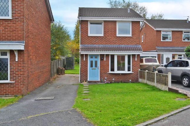 Thumbnail Detached house for sale in Hurstbrook, Coppull, Chorley