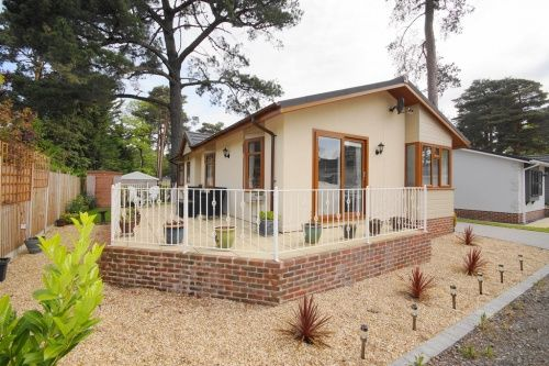 Thumbnail Detached house for sale in Lone Pine Drive, West Parley, Ferndown