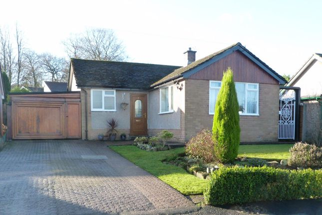 Thumbnail Bungalow for sale in Park Avenue, Furness Vale, High Peak