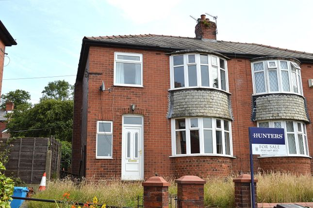 Thumbnail Semi-detached house for sale in Penrith Avenue, Coppice, Oldham