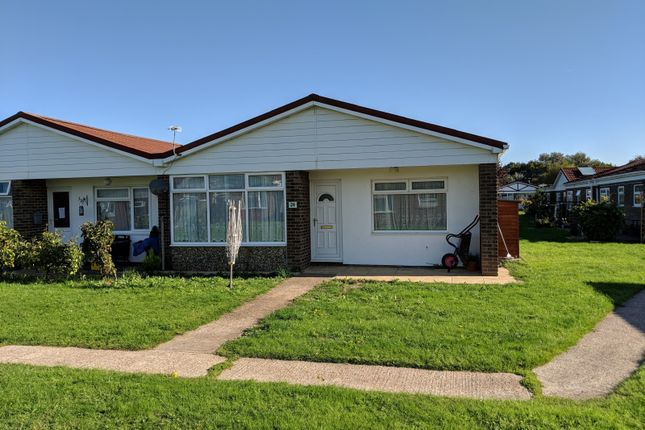 Thumbnail Bungalow to rent in Shannon Way, Eastbourne