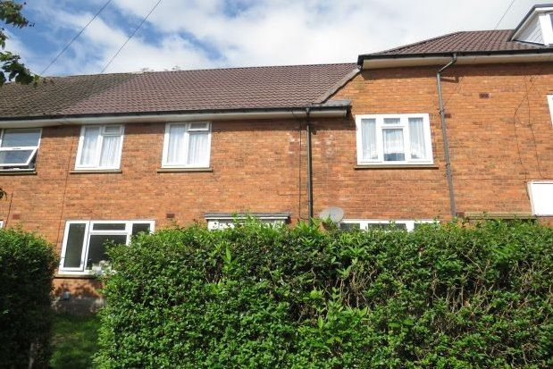 2 bed maisonette to rent in Bodington Road, Sutton Coldfield B75
