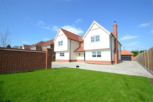 Thumbnail Detached house for sale in Colchester Road, Great Bromley, Essex