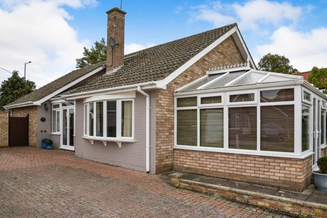 Thumbnail Bungalow for sale in South Wootton, Kings Lynn, 4 Bedrooms
