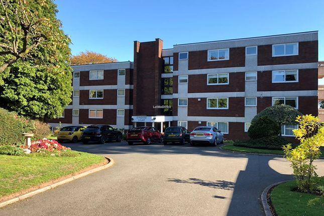 Thumbnail Flat to rent in Clifton Road, Tettenhall, Wolverhampton