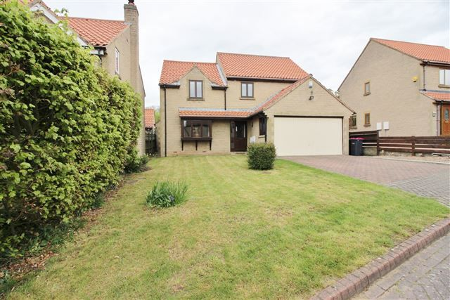 Thumbnail Detached house for sale in Lodge Farm Close, North Anston, Sheffield