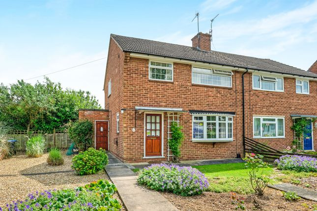 Thumbnail Semi-detached house for sale in West Green Drive, Stratford-Upon-Avon