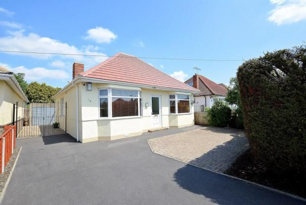 Thumbnail Bungalow for sale in Kinson Park Road, Bournemouth
