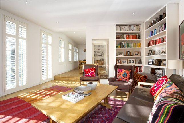 Thumbnail Terraced house for sale in Oakley Crescent, London