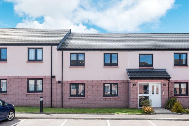Thumbnail Flat for sale in Cairnie Loan, Arbroath, Angus