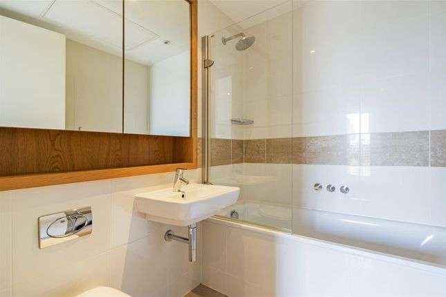 Bathroom of Cubitt Building, Grosvenor Waterside, 10 Gatliff Road, Chelsea, London SW1W