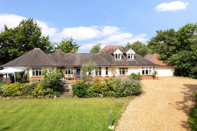 Thumbnail Detached house for sale in Greenfield Avenue, Spinney Hill, Northampton