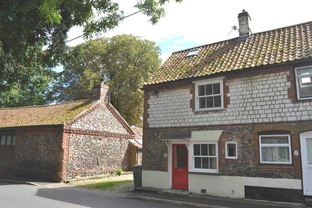 Thumbnail End terrace house to rent in White Cross Road, Swaffham