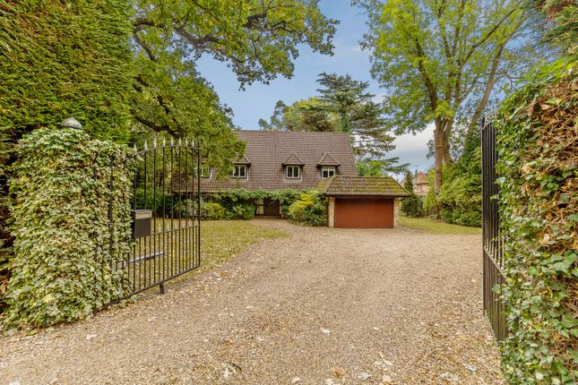 Thumbnail Detached house for sale in Claremont Lane, Esher