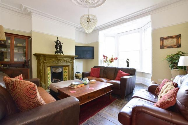 Thumbnail Terraced house for sale in Goldsmith Avenue, Southsea, Hampshire