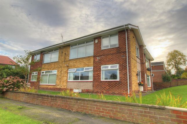 Thumbnail Flat for sale in Carlisle Crescent, Penshaw, Houghton Le Spring