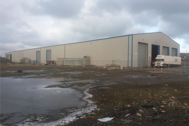 Thumbnail Warehouse for sale in Fibre Materials Recycling Facility, Windermere Road, Longhill Road Industrial Estate, Hartlepool