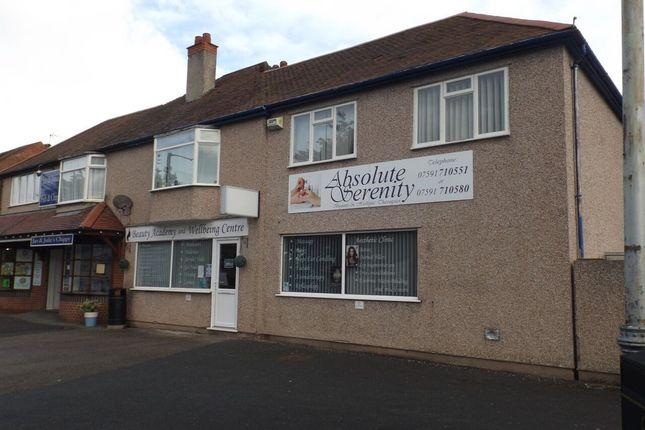 Thumbnail Semi-detached house to rent in War Memorial Court, Grange Road, Rhyl