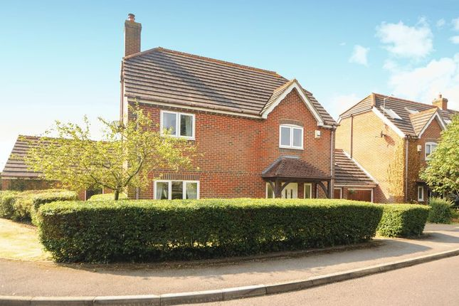 Thumbnail Detached house for sale in Turners Close, Radley, Abingdon