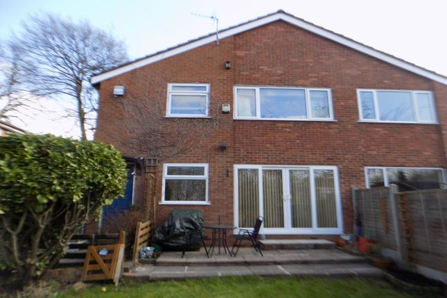Thumbnail Flat for sale in Mary Road, Stechford, Birmingham