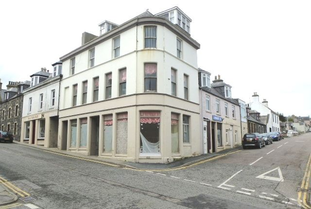 Thumbnail Retail premises for sale in Duff Street, Macduff