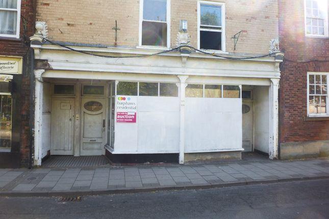 Thumbnail Terraced house for sale in St. Margarets, High Street, Marton, Gainsborough